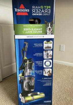 Bissell 1650A Green Pet Hair Eraser Upright Vacuum