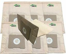 7 Bissell Zing Vacuum Cleaner Bags for 4122, 2138425, 213-84