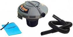 Bucket Head, 5 gal. 1.75-Peak HP Wet Dry Vac, Power Cord Pro