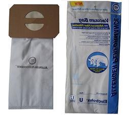 Aerus Electrolux Type U HEPA Certified Cloth Upright Vacuum