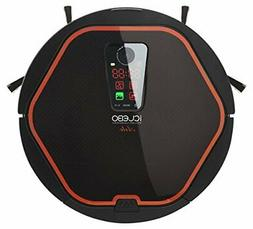 iClebo Arte Robot Vacuum Wet Mop All-Surface Cleaner, Good f