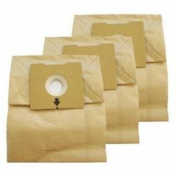Bissell Allergen Vacuum Bag 3-pack for Zing 4122. Series # 2