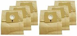 Bissell Allergen Vacuum Bag 6-bags for Zing 4122. Series # 2