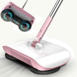 Broom Robot Vacuum Cleaner Floor Home Kitchen Sweeper Mop Sw