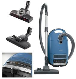 Miele Complete C3 Powerline Canister Vacuum Cleaner + Blue C