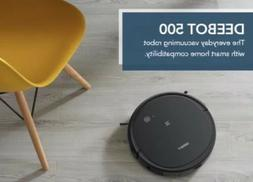 ECOVACS DEEBOT 500 Robotic Vacuum Cleaner with Max Power Suc