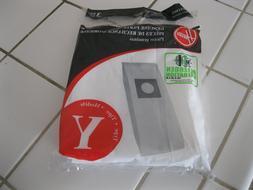 !!!!!  GENUINE HOOVER Y Vacuum Cleaner Bags  Allergen Filtra
