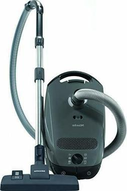 grey classic c1 pure suction canister vacuum