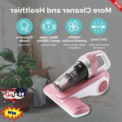 handheld uv anti dust mite vacuum cleaner