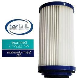 HEPA Allergy Vacuum Cleaner Filter for Kenmore DCF-1 DCF1 DC