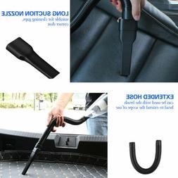 120W 12V Handheld Cyclonic Car Vacuum Cleaner Wet/Dry Duster