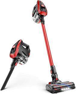 MOOSOO K24 Cordless Vacuum 4in1 Handheld Cleaner 300W 24Kpa