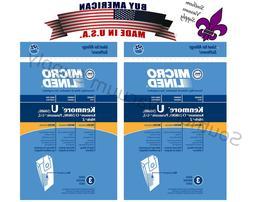 Kenmore Upright Vacuum Type U&0 5068, 50688, 50690 6 Bags