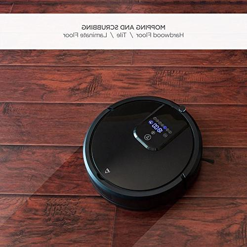 Best Choice Products Powerful Vacuum Sweeper Smart Robot w/ 5 Remote, Voice Control, Base
