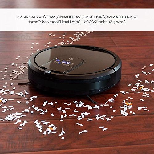 Best Choice Powerful Sweeper Mopper Charging w/ Modes, Remote, Voice Control, Charging