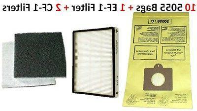 Home Kenmore 5055/50558 Micro Lined Vacuum Bag,
