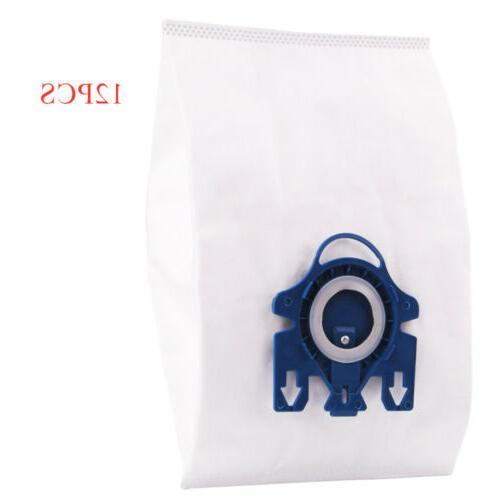 12x Efficiency HyClean Dust Bags Miele