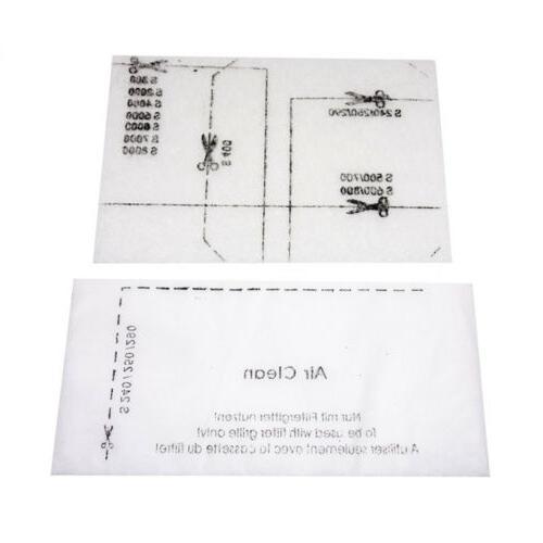 12x 3D Efficiency HyClean Dust AirClean Bags Miele GN