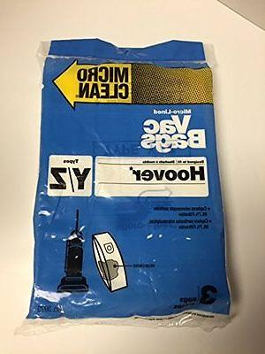 18 Hoover Type Y WindTunnel Upright Vacuum Bags
