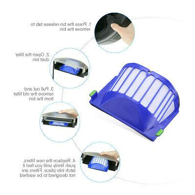 Replacement Kit For iRobot Vacuum