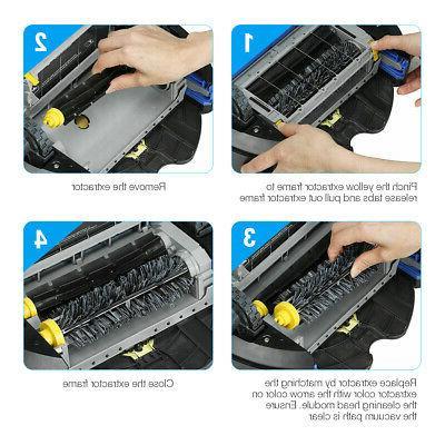 Replacement Kit iRobot Series Vacuum Filter