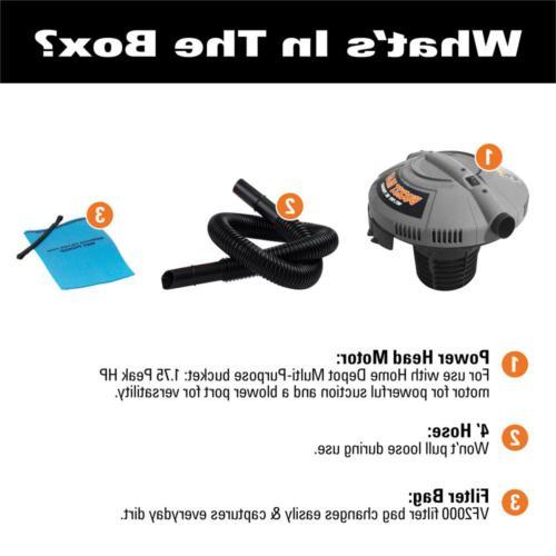 Bucket Wet Portable Cleaner HP
