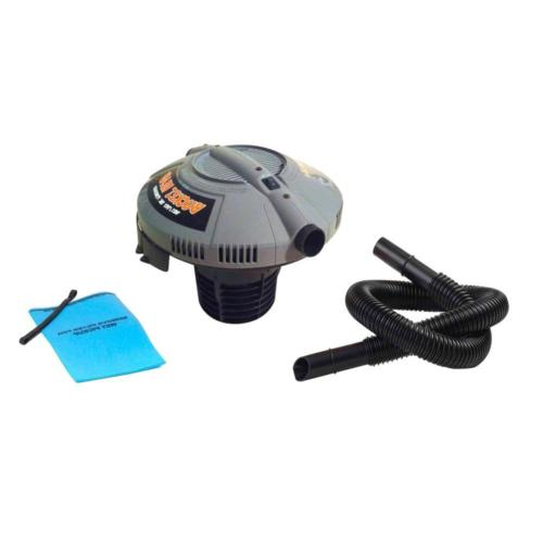 Wet Dry Vacuum Fit 5Gallon Bucket Home Work Shop Job Site Ea
