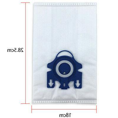 5X(36Pcs Vacuum Bag Dust Y0U9