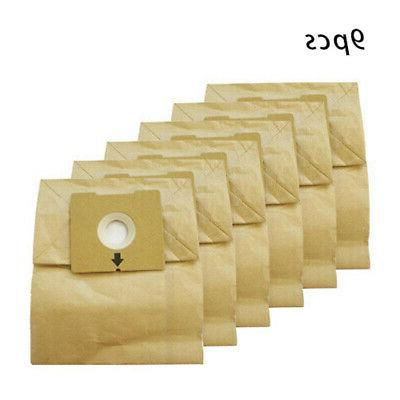 9Bags For Bissell Zing 4122 Vacuum Cleaner Dust Bag Empty Re