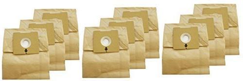 Bissell Dust Bag  3pks 4122 Series #2138425