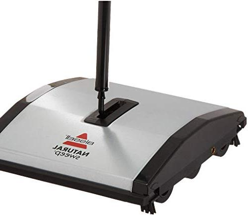 Bissell and Sweeper Dual Rotating and Brushes,