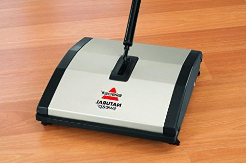 Bissell Natural Carpet and Dual Rotating and Brushes,