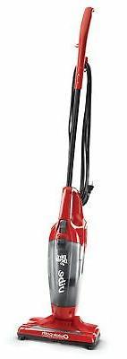 Dirt Devil - Vibe Bagless 3-in-1 Handheld/stick Vacuum - Red