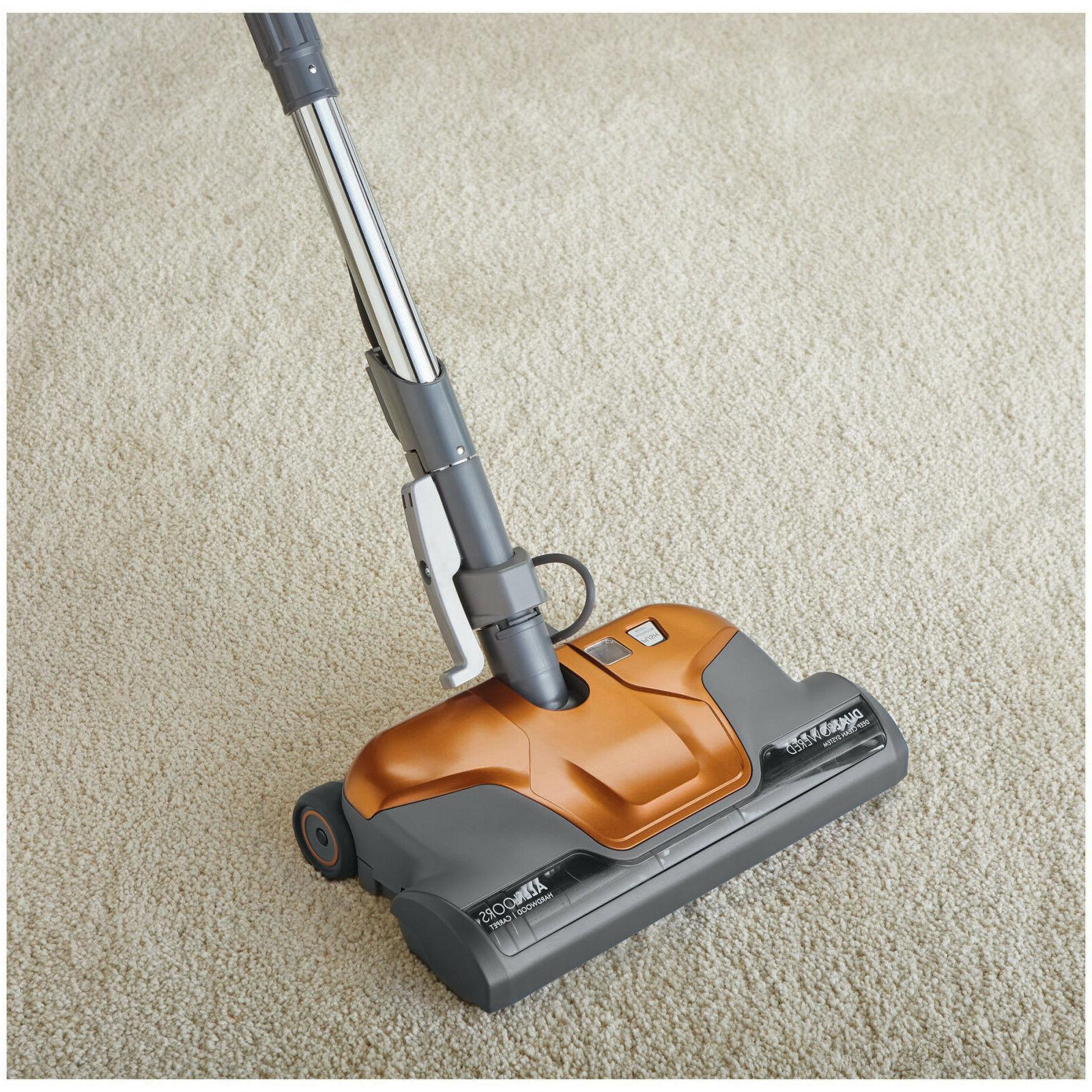 Kenmore Canister Vacuum Cleaner 200 Orange Free Shipping