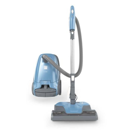 canister vacuum cleaner 200 series bagged hepa