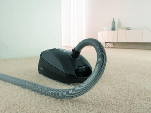 Miele C1 Pure Suction Canister Graphite Grey