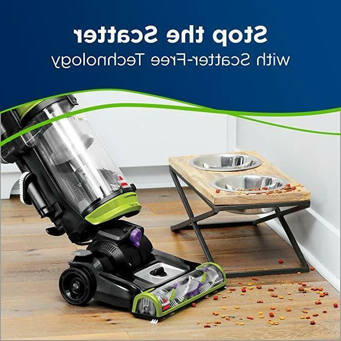 BISSELL Swivel Upright Bagless Vacuum Green,