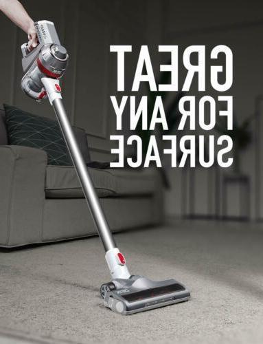 Cordless Vacuum Cleaner 2in1 Handheld Stick LED Brush Car Ca