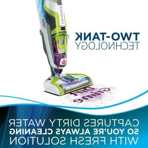 BISSELL CrossWave Carpet Wet-Dry Vacuum,
