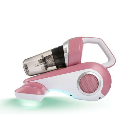Houzetek Handheld Anti-Dust Mite Cleaner Suction