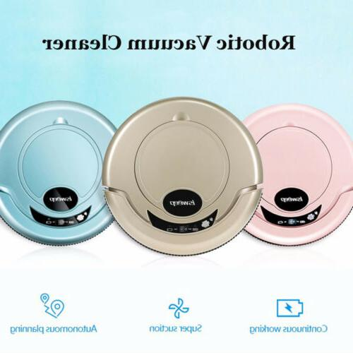 smart robot vacuum cleaner automatic sweeping cleaner