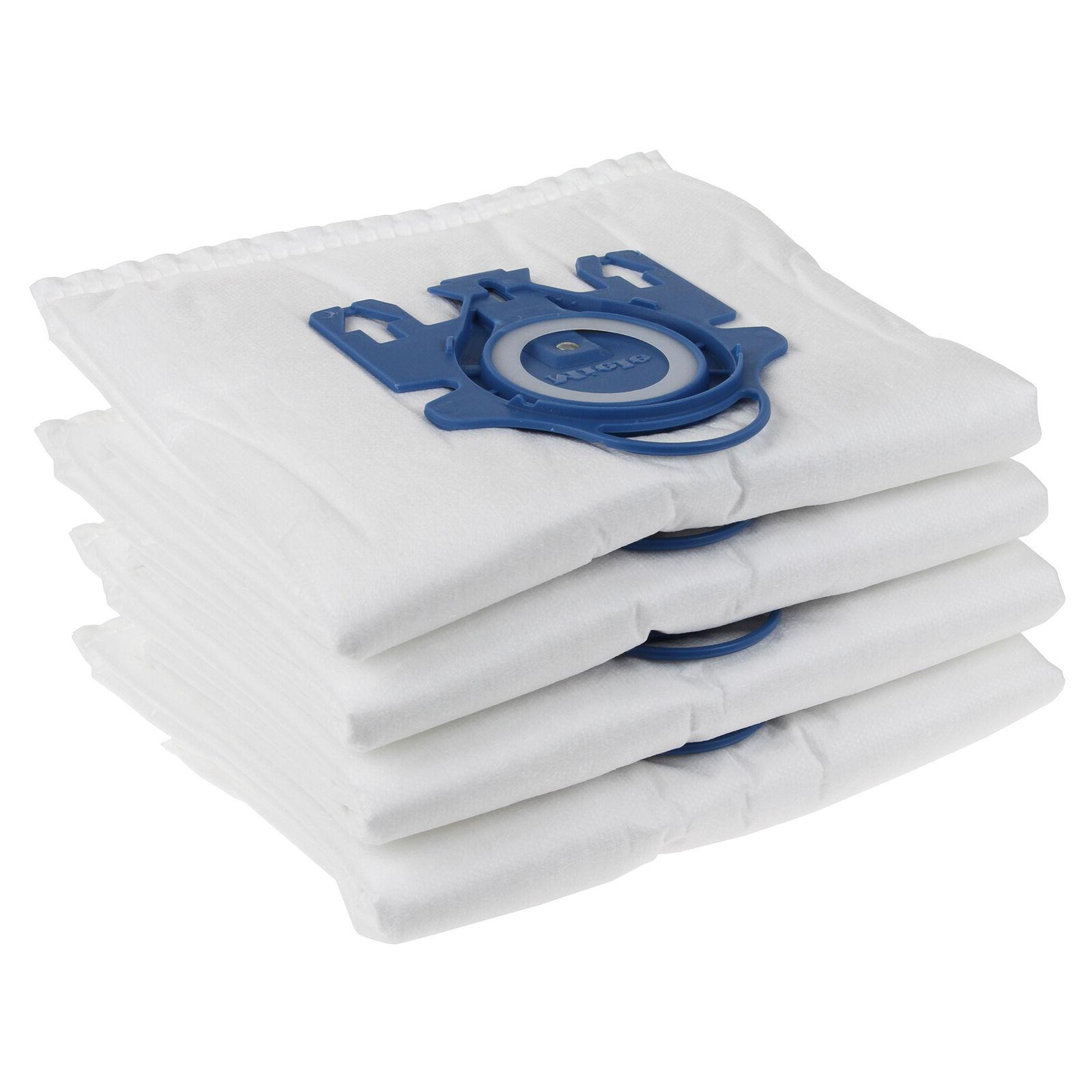 4x Genuine New Efficiency HyClean Bags For GN Cleaners