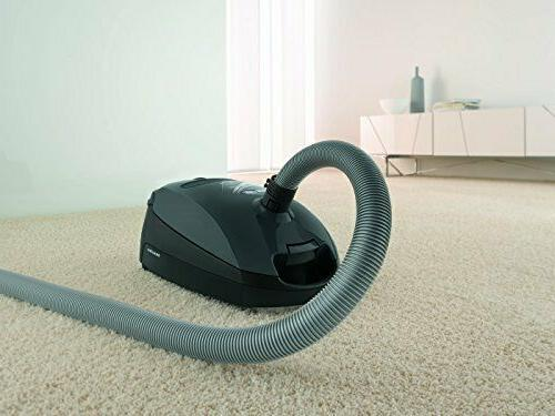 Miele Grey Pure Canister Cleaner, Graphite
