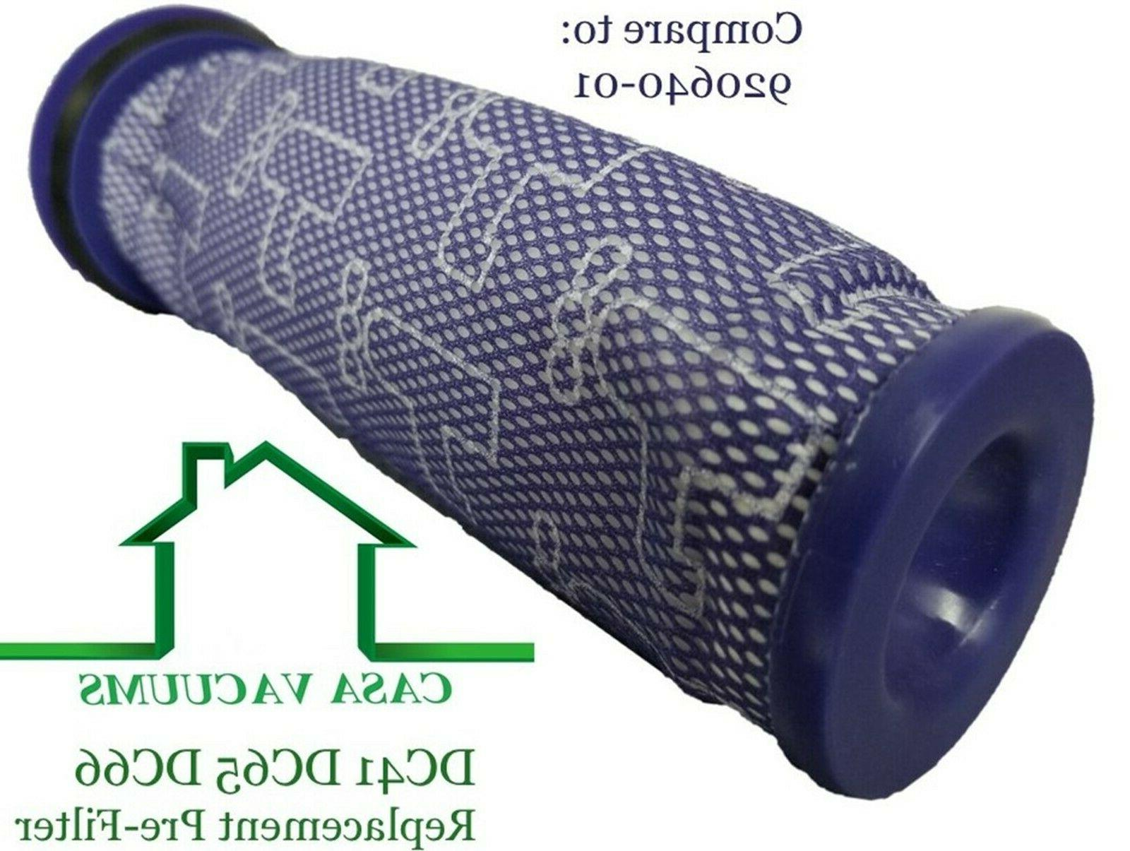 HEPA + Filter DC41 DC65 Animal Vacuum Cleaner