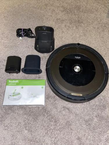 iRobot Roomba Vacuum Cleaner Wall Barrier + Box