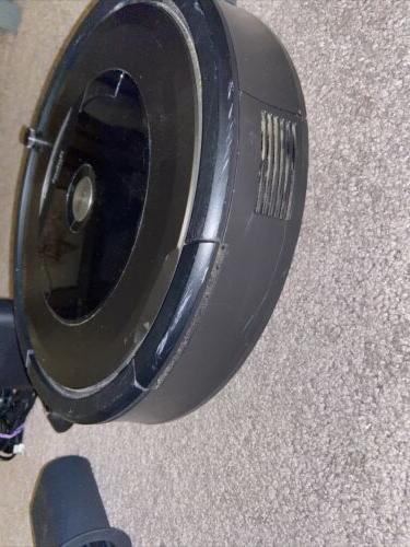 iRobot Vacuum + Wall Barrier Box