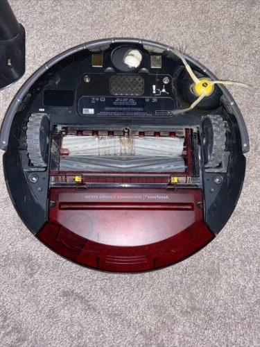iRobot 890 Vacuum Cleaner + Wall Barrier Box