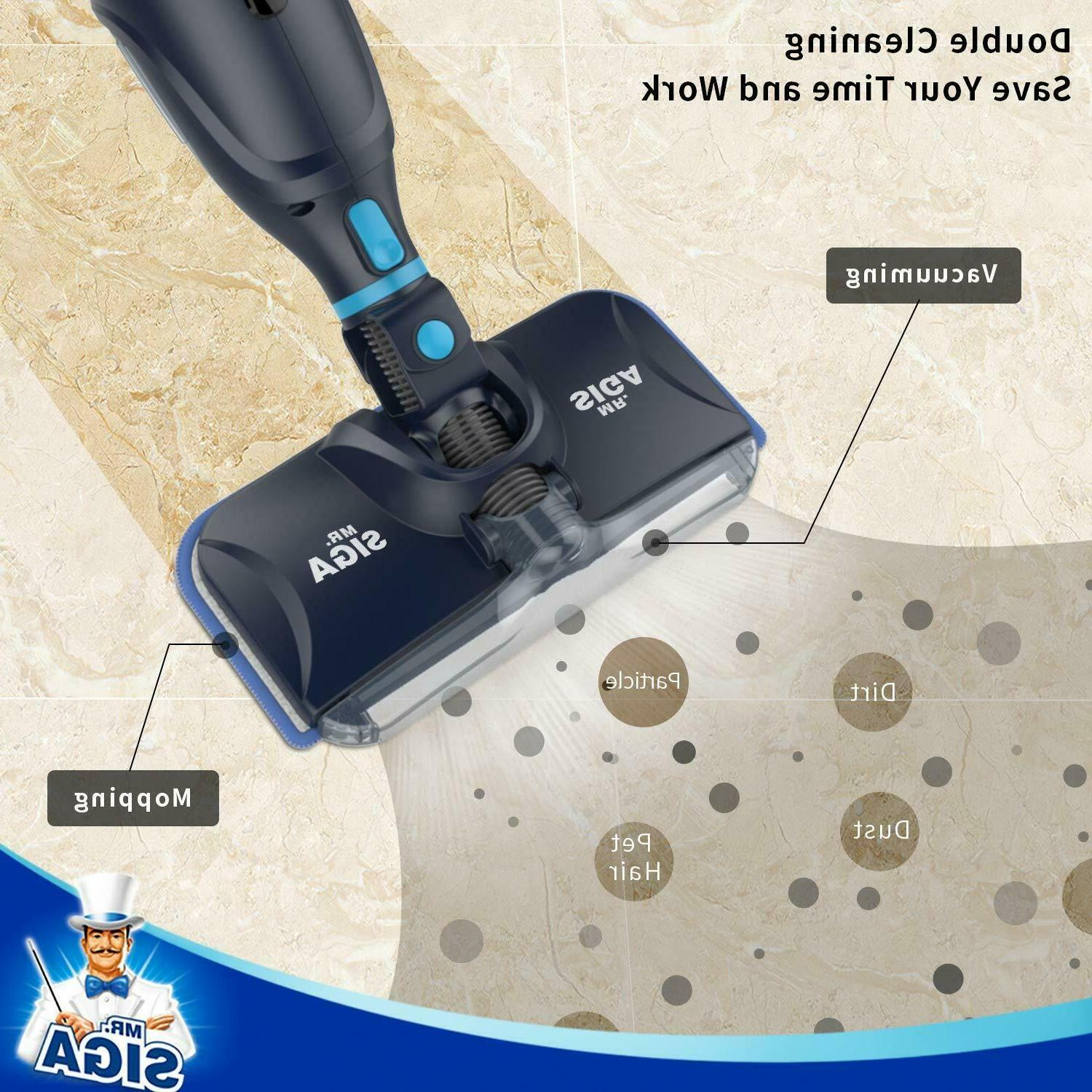 MR.SIGA 3 Cordless Rechargeable Lightweight Cleaner