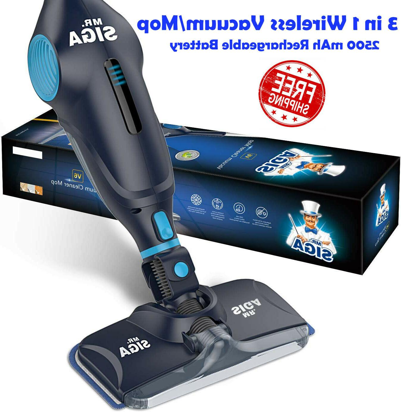 mr 3 in 1 cordless rechargeable lightweight