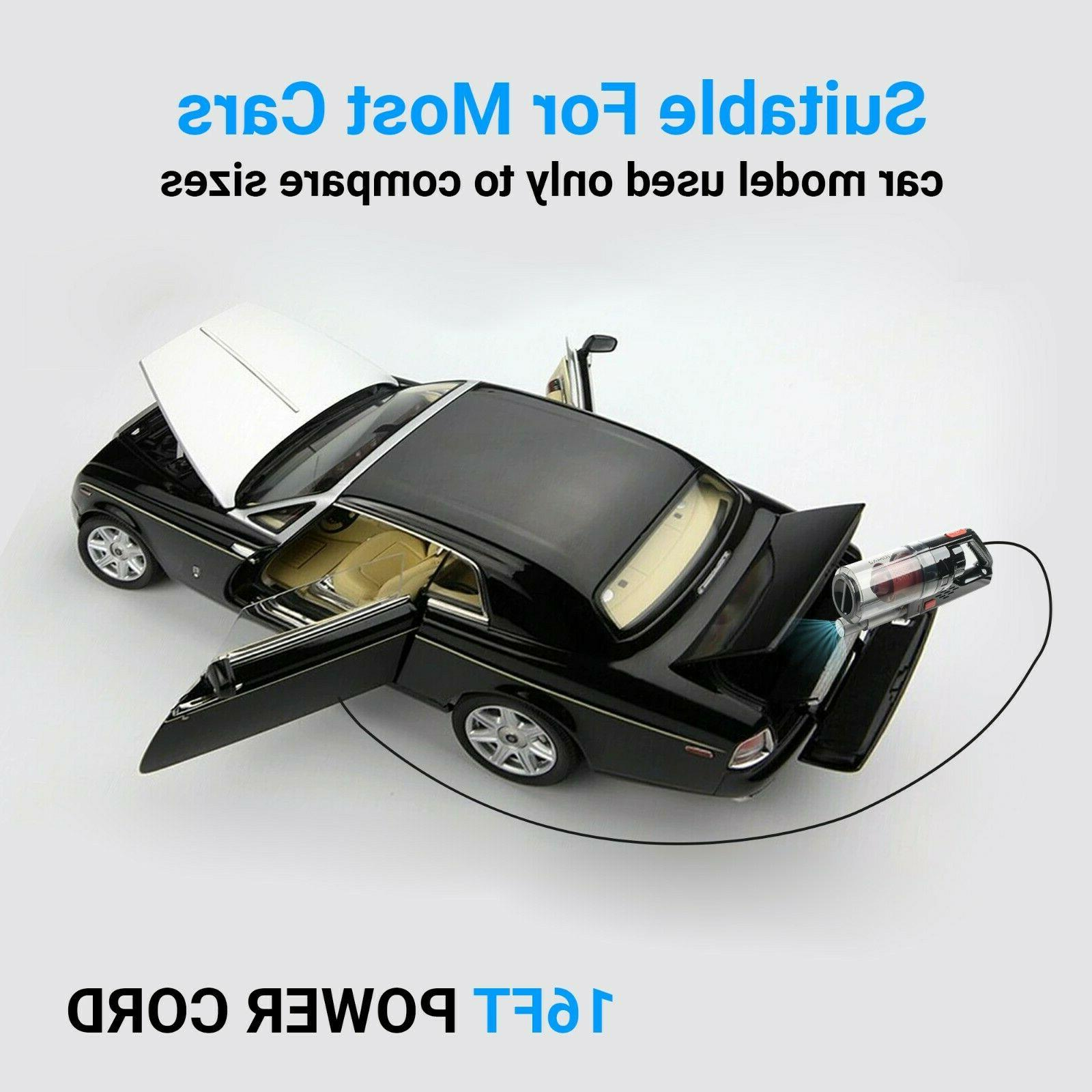 Powerful Car Vacuum Portable strong Suction
